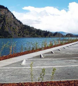 Pervious Pavement Pervious Concrete For Green Sustainable